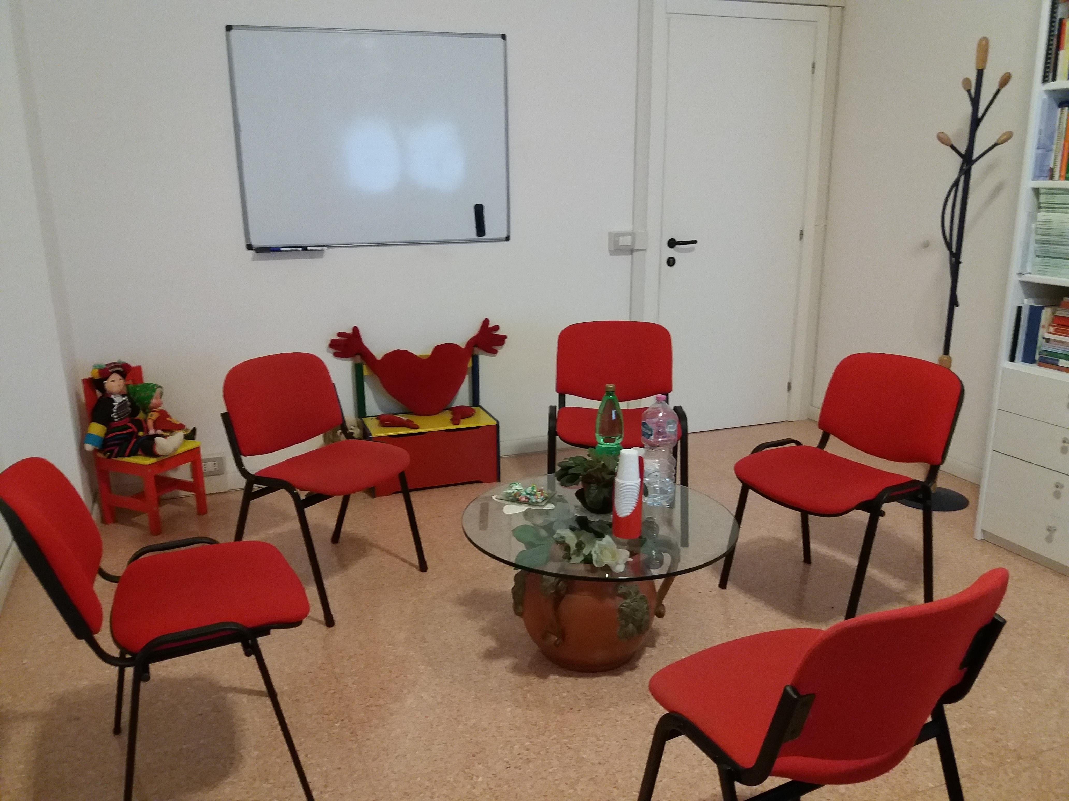 Lo studio dove la dottoressa psicologa psicoterapeuta Cristiana Frattesi svolge attività di psicoterapia